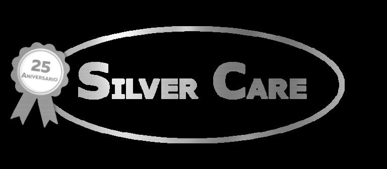 Silver Care Logo 25 aniversario 1