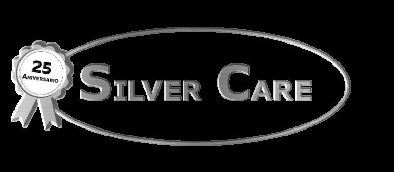Silver care logo aniversario 3