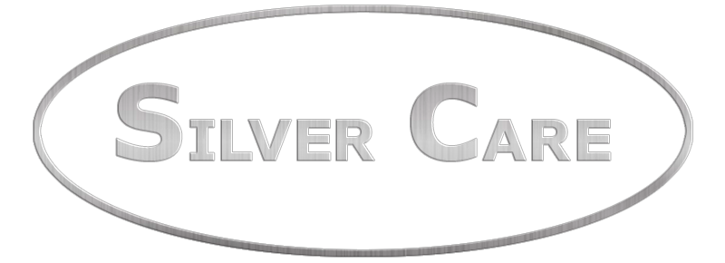 cropped Silver Care Logo